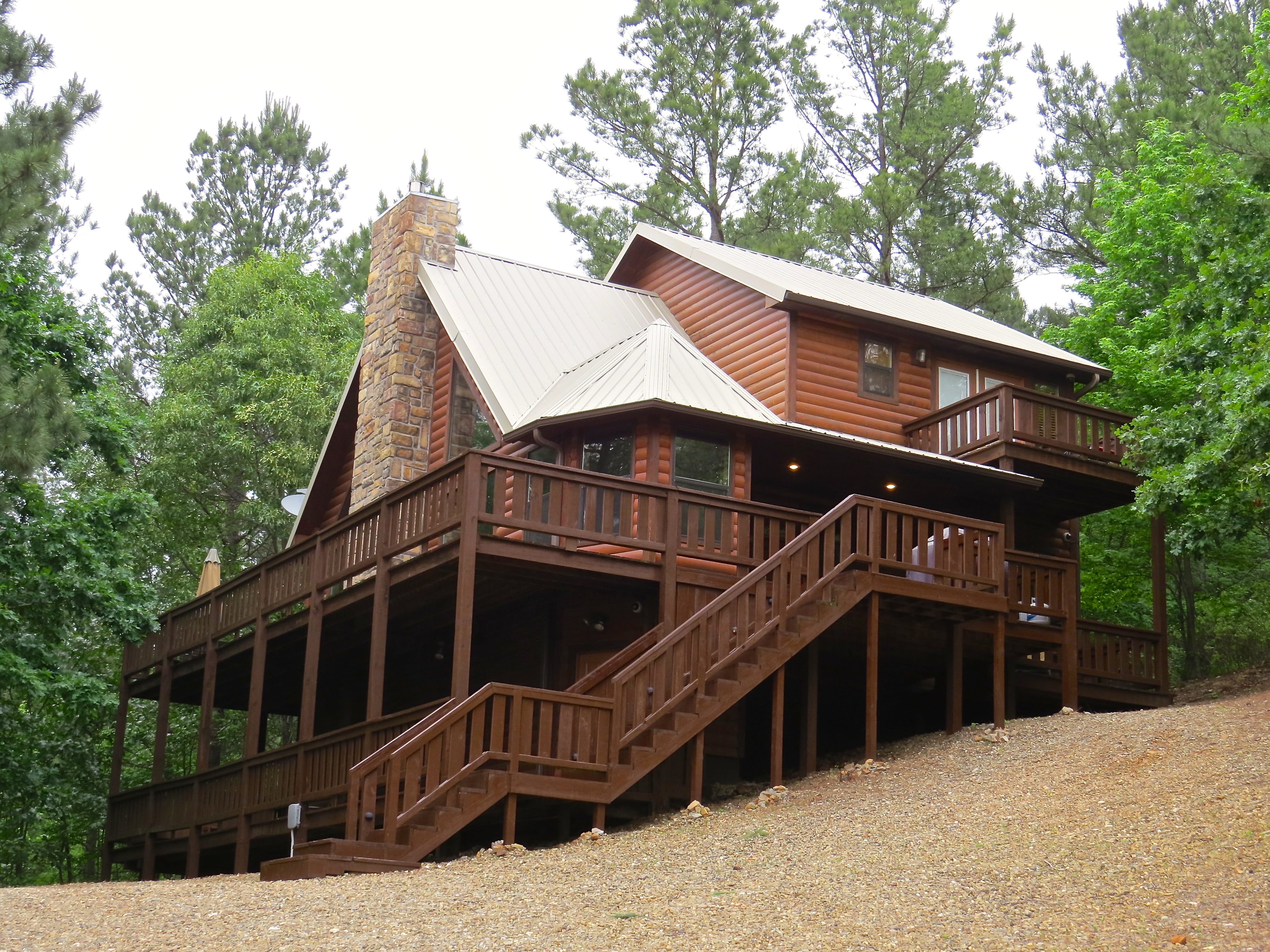 Luxury cabins archives beavers bend vacations broken bow for Bend cabin rentals