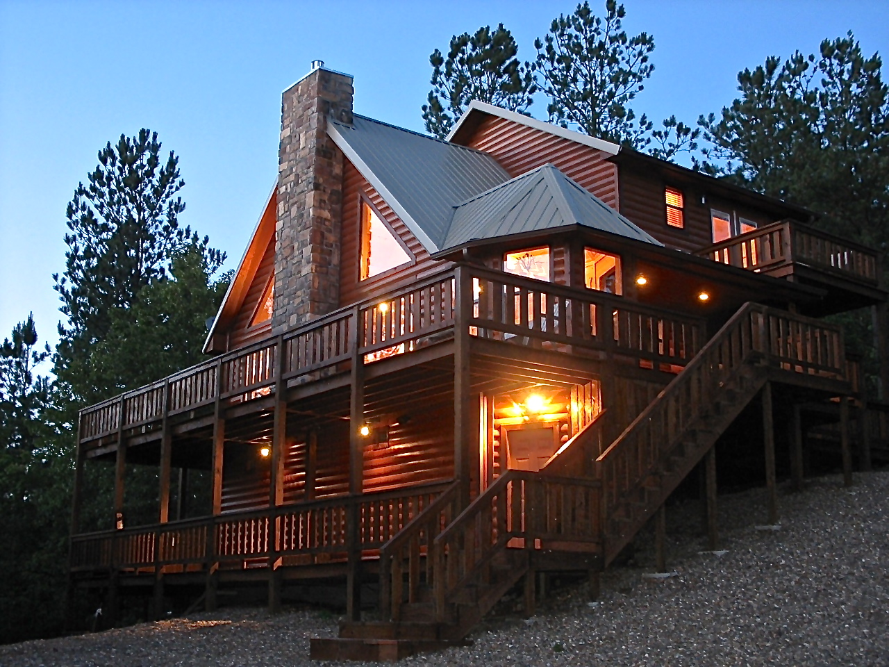 ok new bow tranquil oklahoma image ha hotels in brand skies broken bbab cabins property cabin