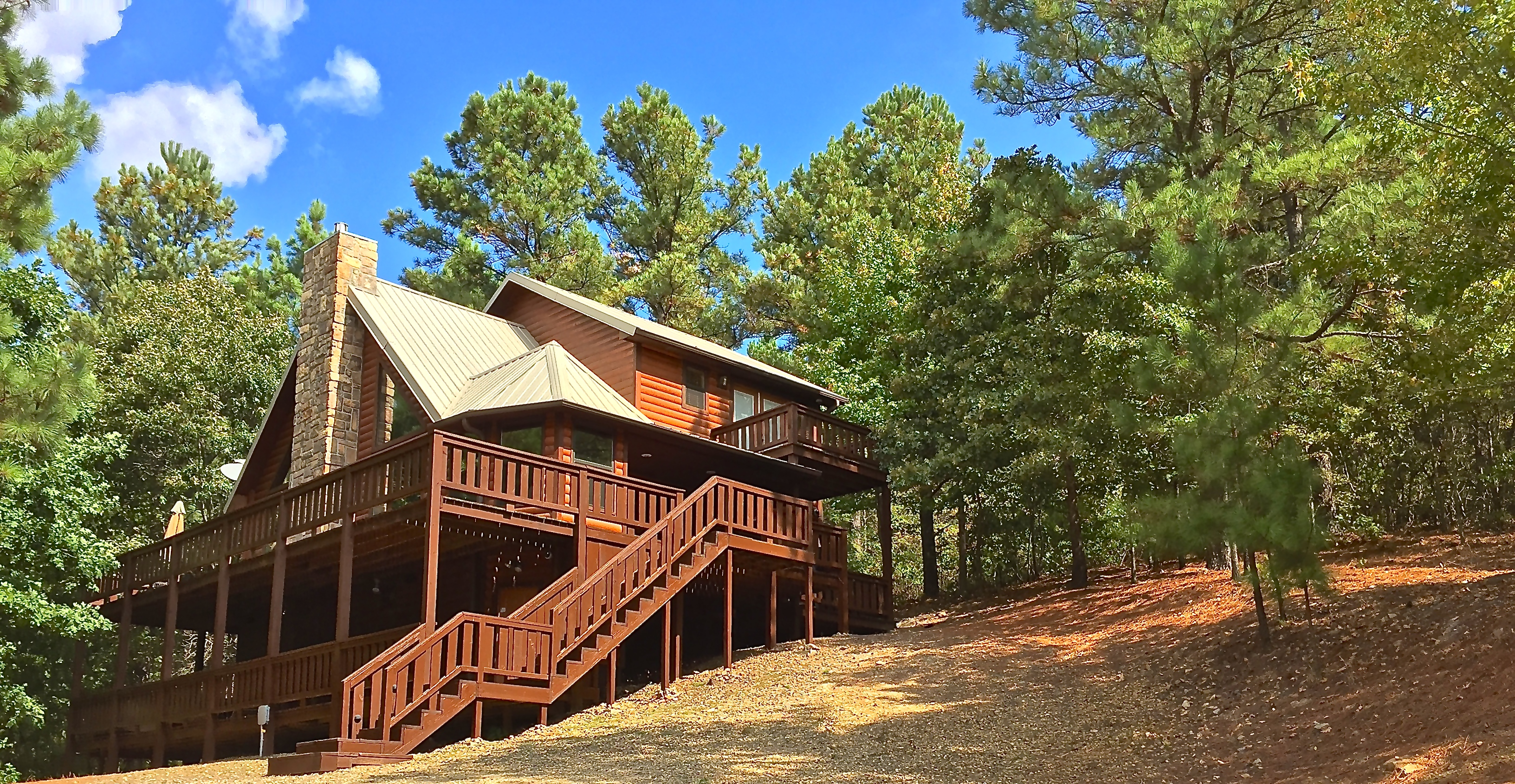 cabins ace bow pin beavers cabin hole rentals bend the in broken