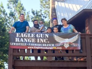 DFW's Eagle Gun Range Visits Mountain Vista