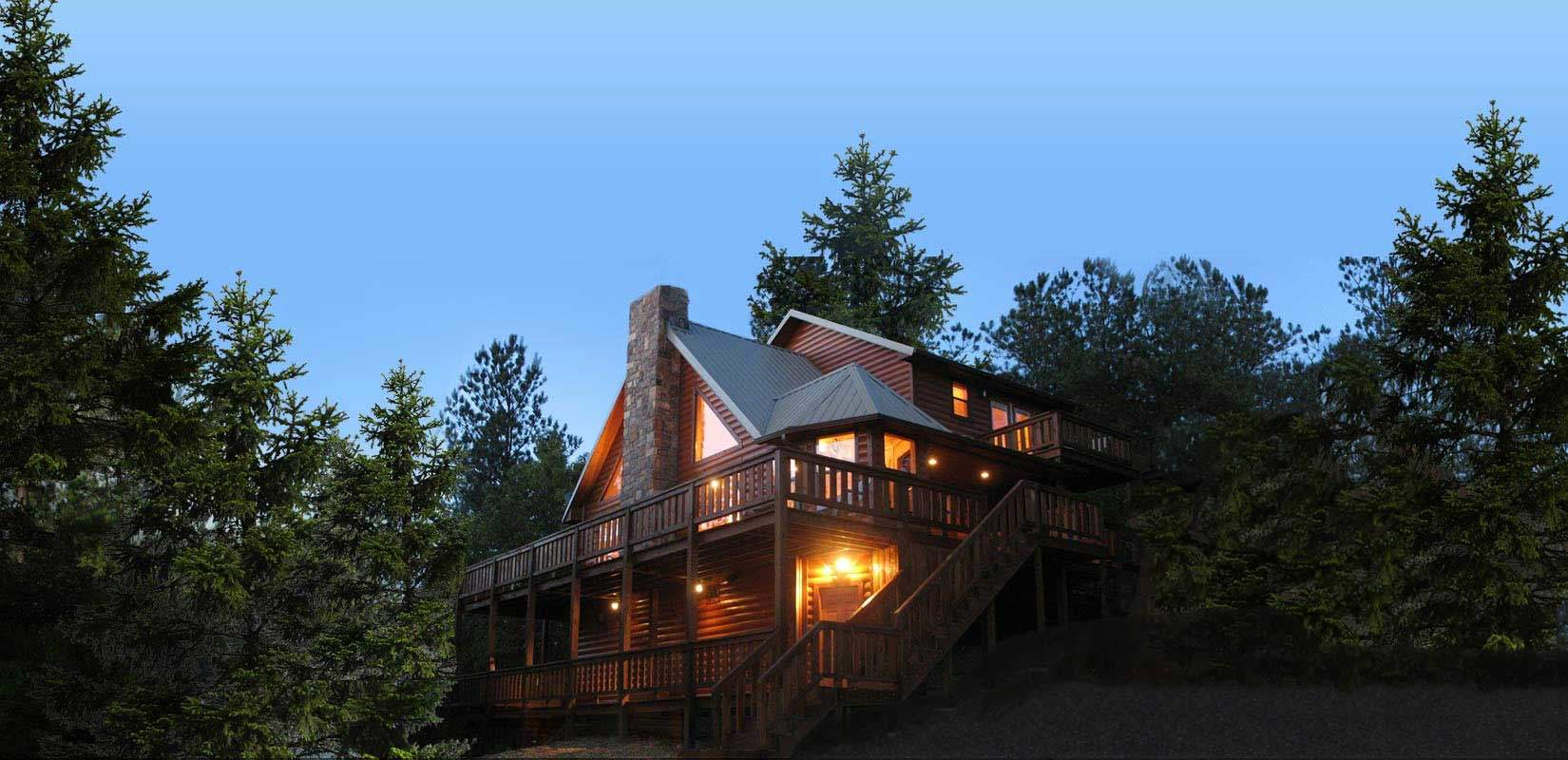 Beavers Bend Cabins Luxury Beavers Bend Oklahoma Cabin