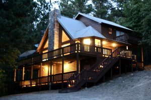 December Beavers Bend Cabin Dates Available