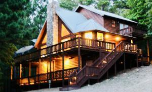 Beavers Bend Memorial Cabin Available