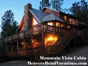 Beavers Bend July 4th Cabins