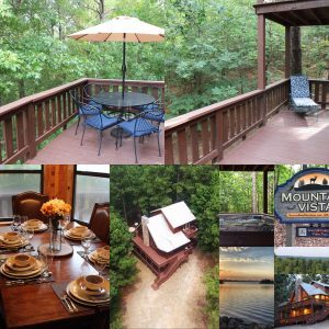 Beavers Bend September 2018 Cabin Special